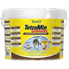 TetraMin Granulat 10 л (ведро) - корм для всех видов рыб в гранулах