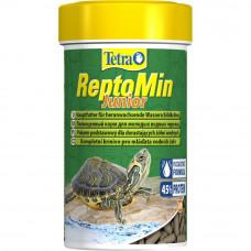ReptoMin Junior 100мл - корм для молодых черепах