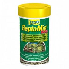 ReptoMin Baby 100мл - корм для молодых водных черепах