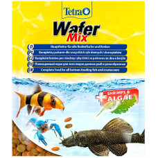Tetra Wafer Mix, 15г (пакет)