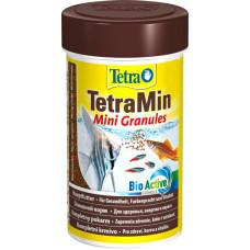 TetraMin Mini Granules 100 мл - корм в маленьких гранулах